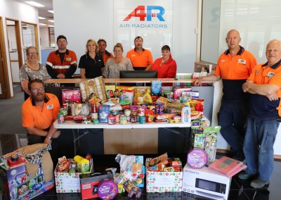 Air Radiators, Lara Adopt a Family Xmas Appeal
